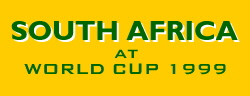 [South Africa at WORLD CUP 1999]